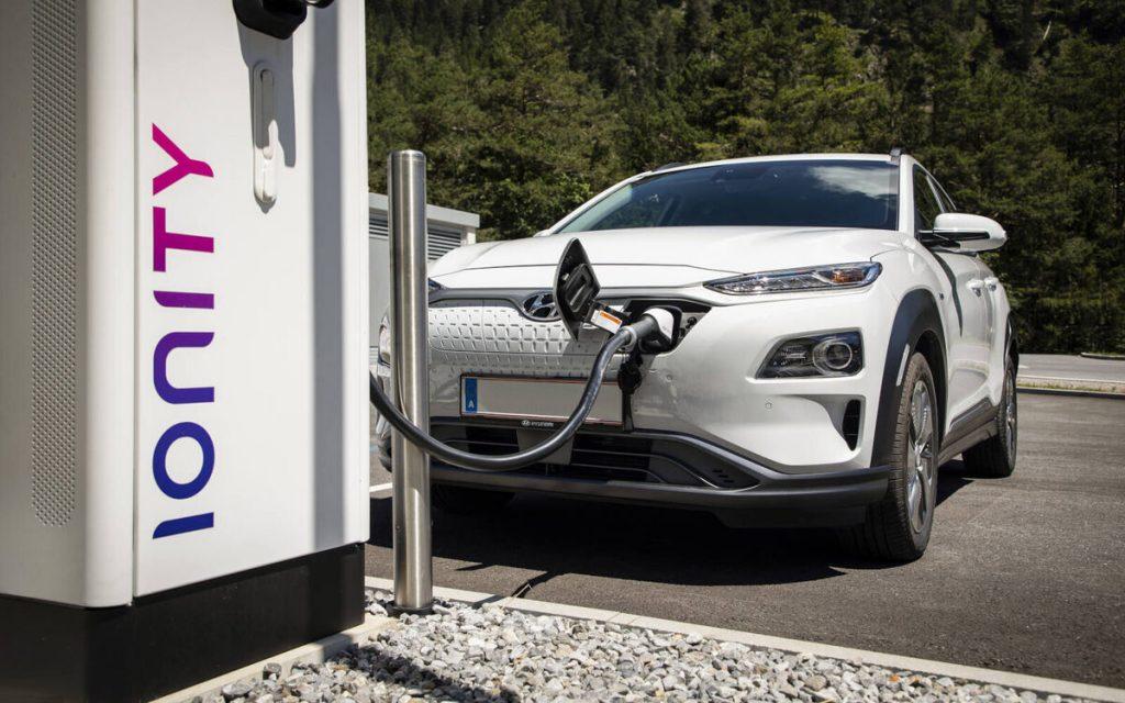 Hyundai e Ionity ya trabajan juntos