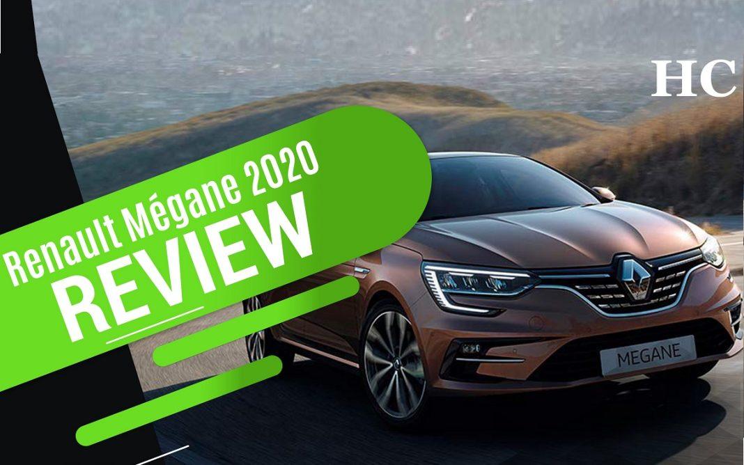 Imagen de la portada del vídeo del Renault Mégane