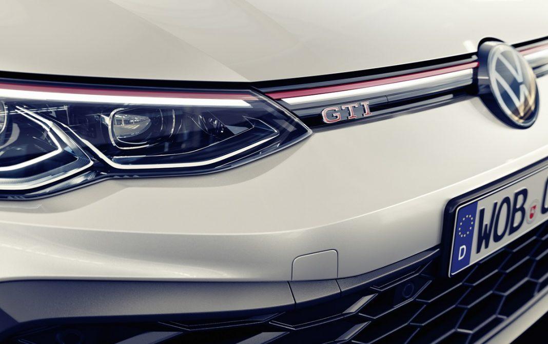Imagen deltalle VW Golf Clubsport