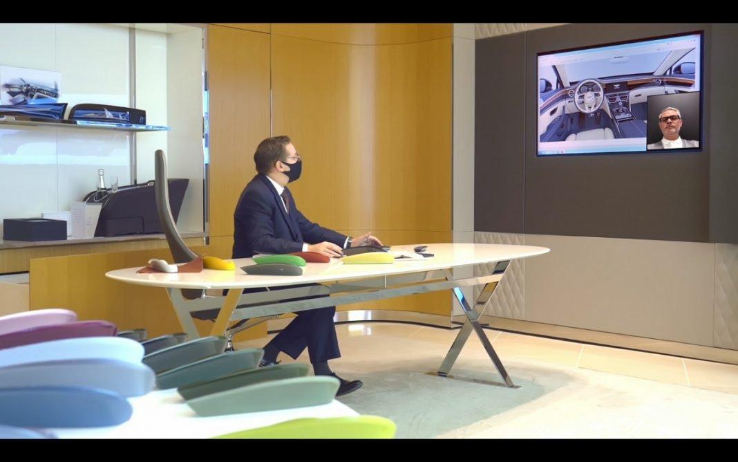 Imagen de ejemplo de la Bentley Commissioning Experience
