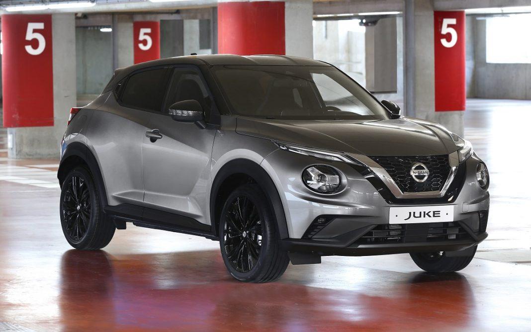 Imagen tres cuartos delantero Nissan Juke Enigma