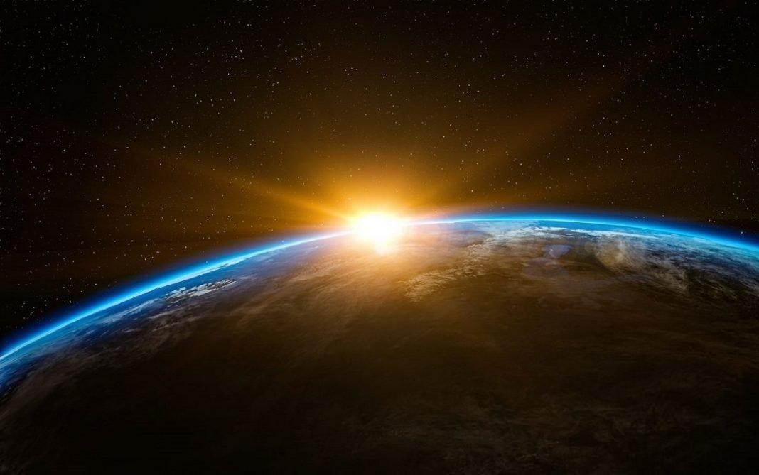 Imagen ilustrativa del planeta tierra