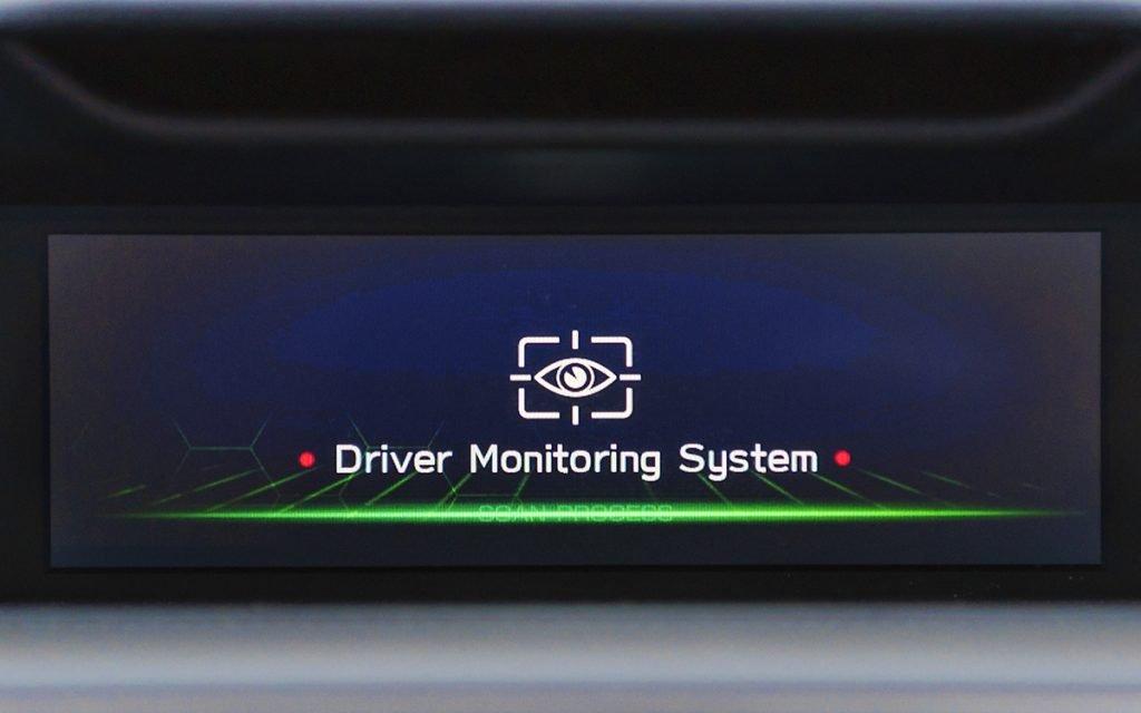 Sistema EyeSight del Subaru Forester Hybrid