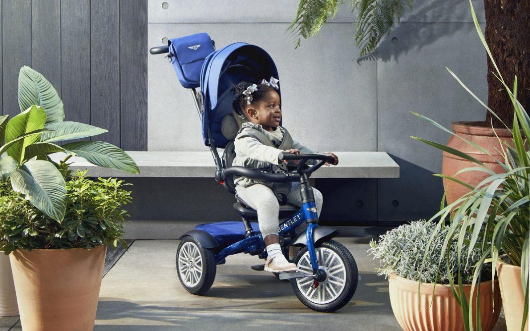 cochecito de bebé Bentley Trike