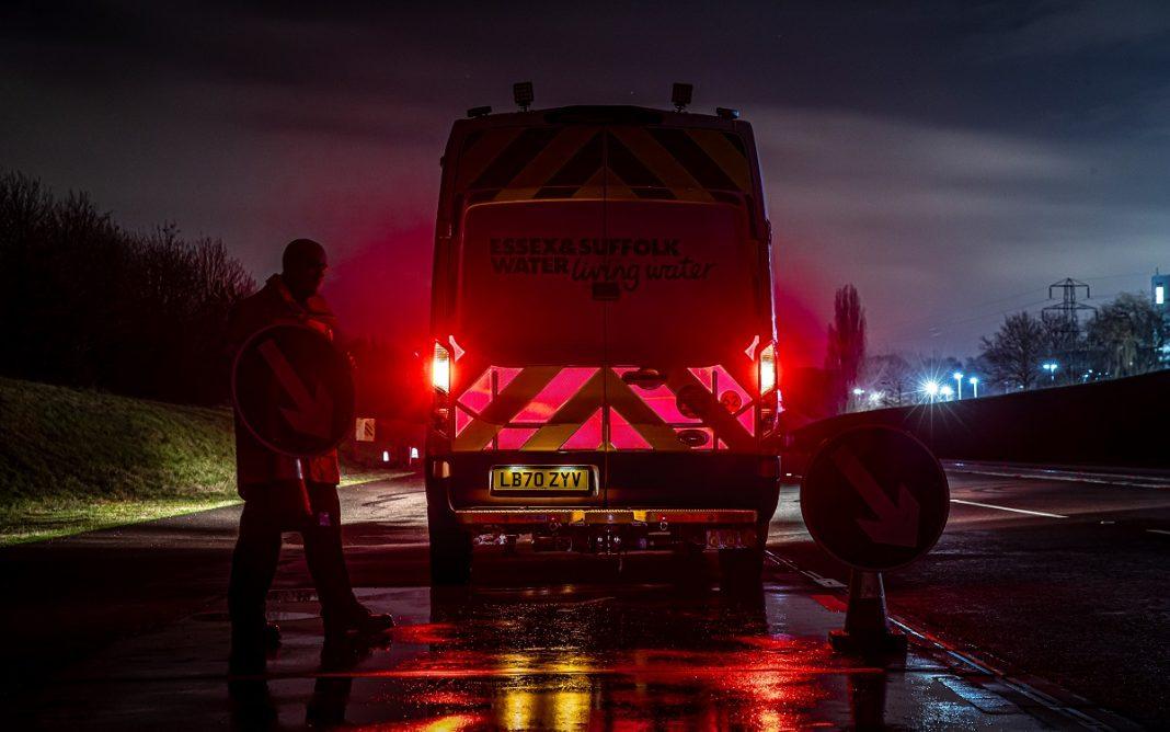 Imagen de los Paneles Luminosos de Ford