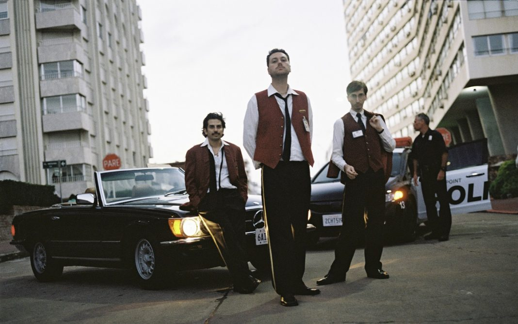 Presentación del spot 'The Valet Guys' de Mercedes-Benz