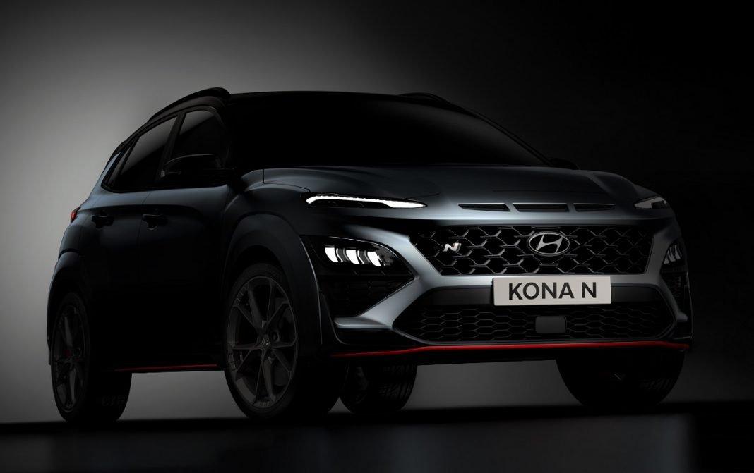 Imagen Hyundai Kona N