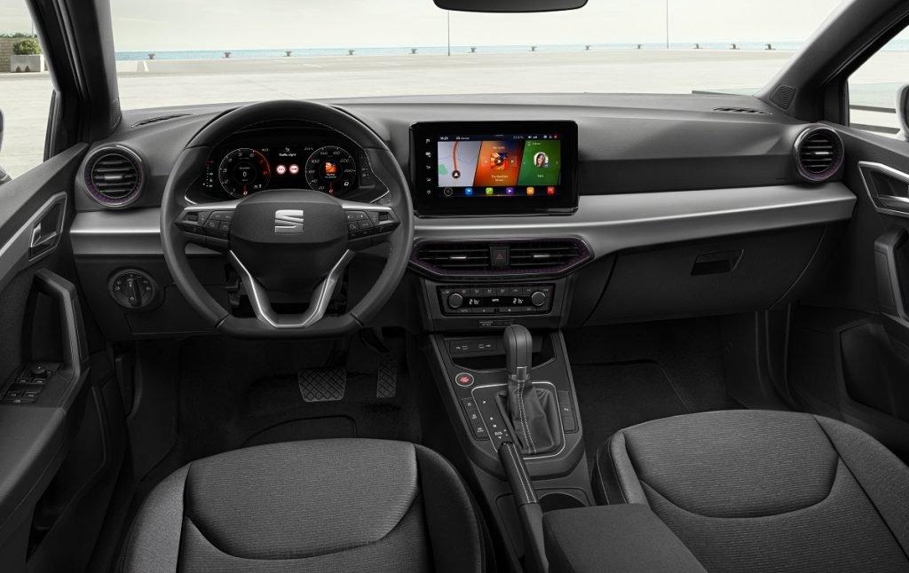 Imagen interior Seat Ibiza 2021