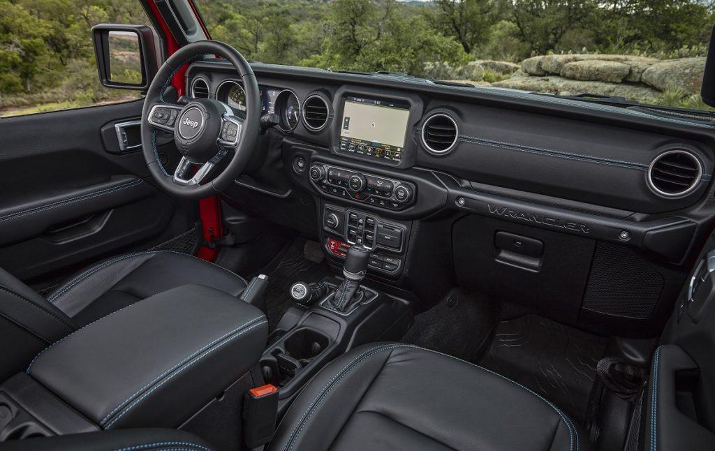 Imagen interior Jeep Wrangler 4xe 1