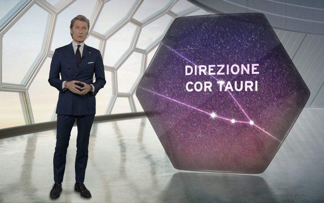 Presentación de Lamborghini Cor Tauri