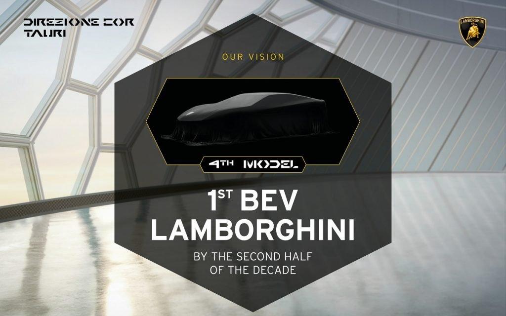 Otra diapositiva de Lamborghini Cor Tauri