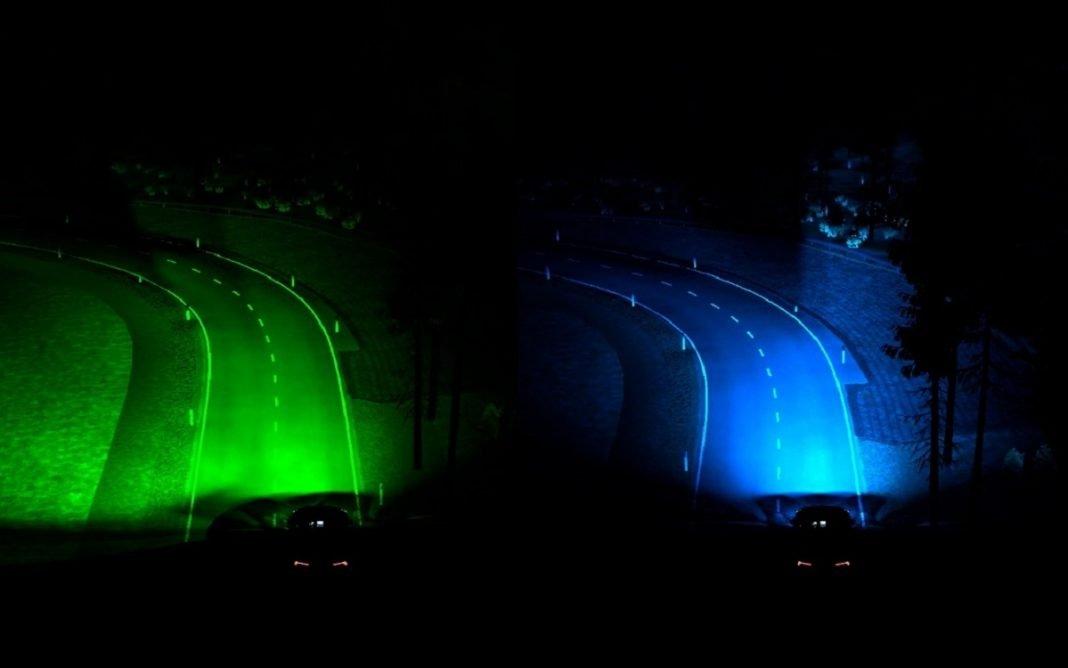 Imagen de las Luces Inteligentes Ford
