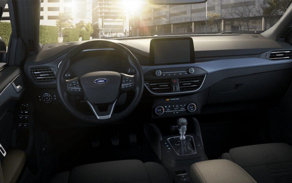 Imagen interior Ford Focus