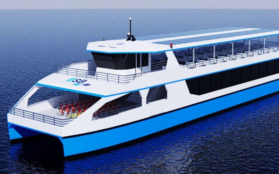 ferry eléctrico