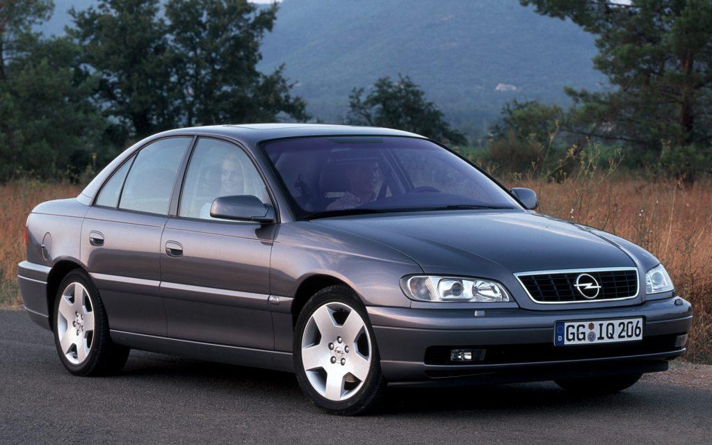 Imagen de un Opel Omega