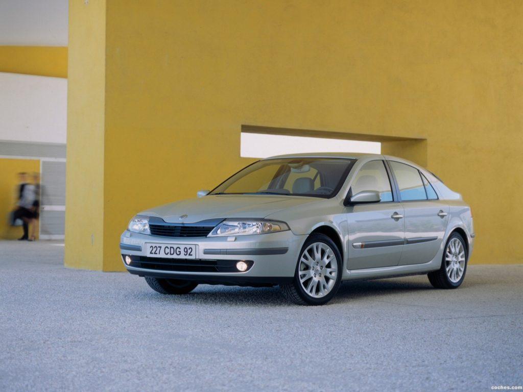 Imagen de un Renault Laguna