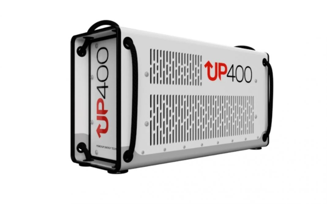 PowerUp UP400