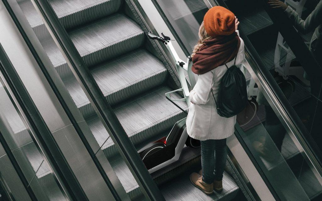 Imagen del concepto BMW Clever Commute