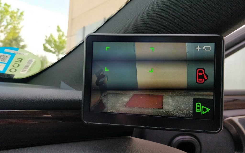 detalles cámaras Lexus ES 300h