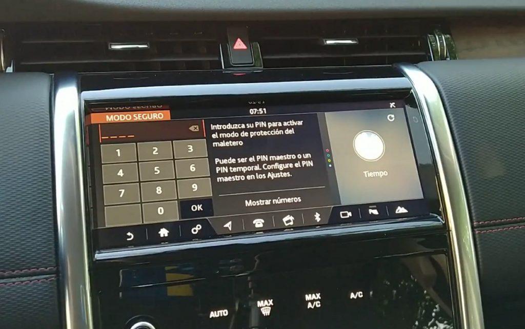 Protección Jaguar Land Rover