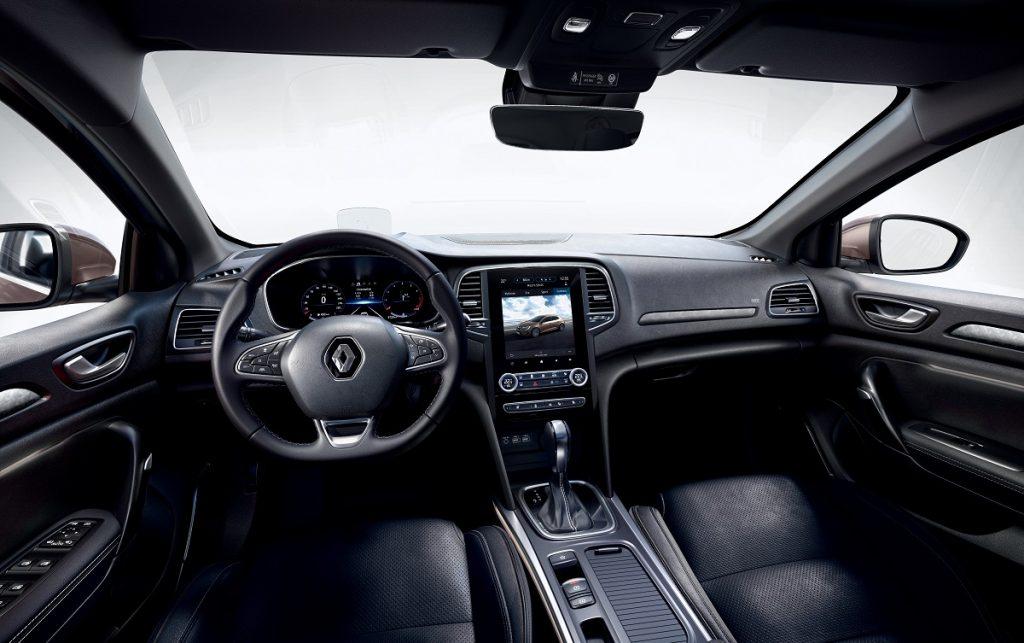 Imagen interior Renault Mégane