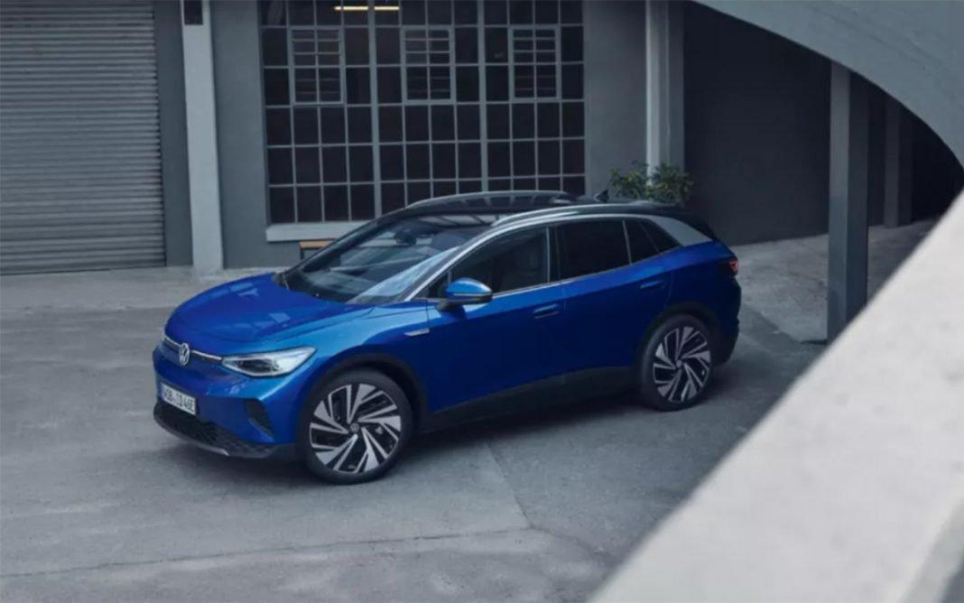 Volkswagen ID.4 tres cuartos frontal