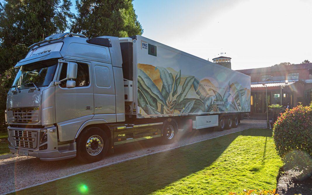 Imagen del Camión EcoTrucksters by Taruga