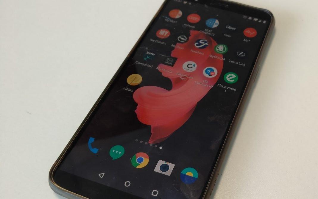 Imagen de las apps instaladas en un movil