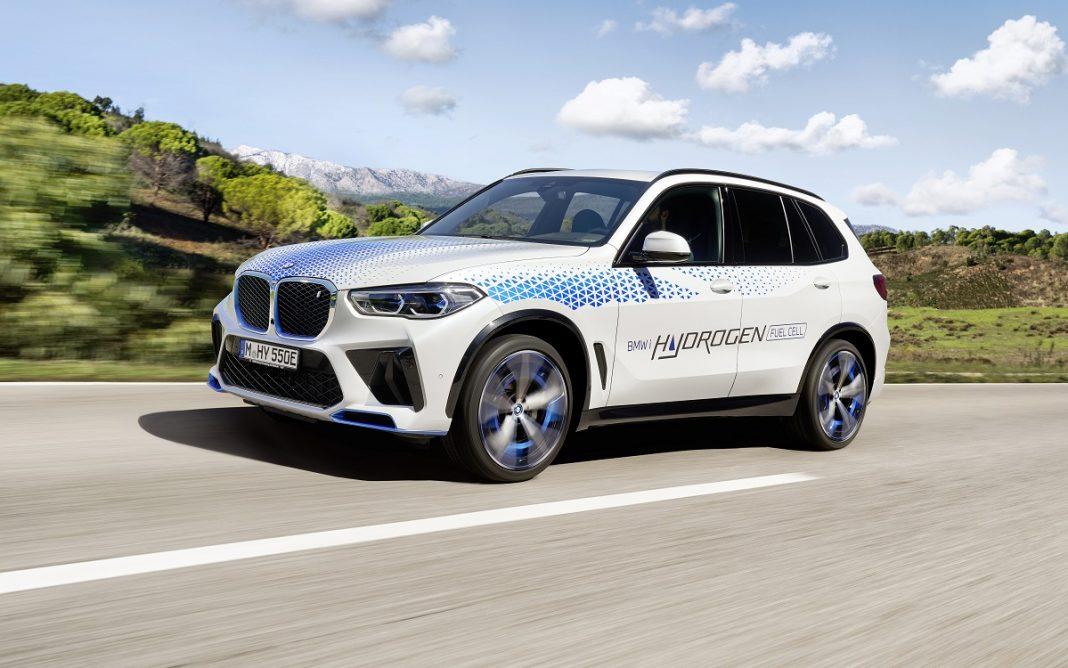 Imagen BMW X5 hidrógeno