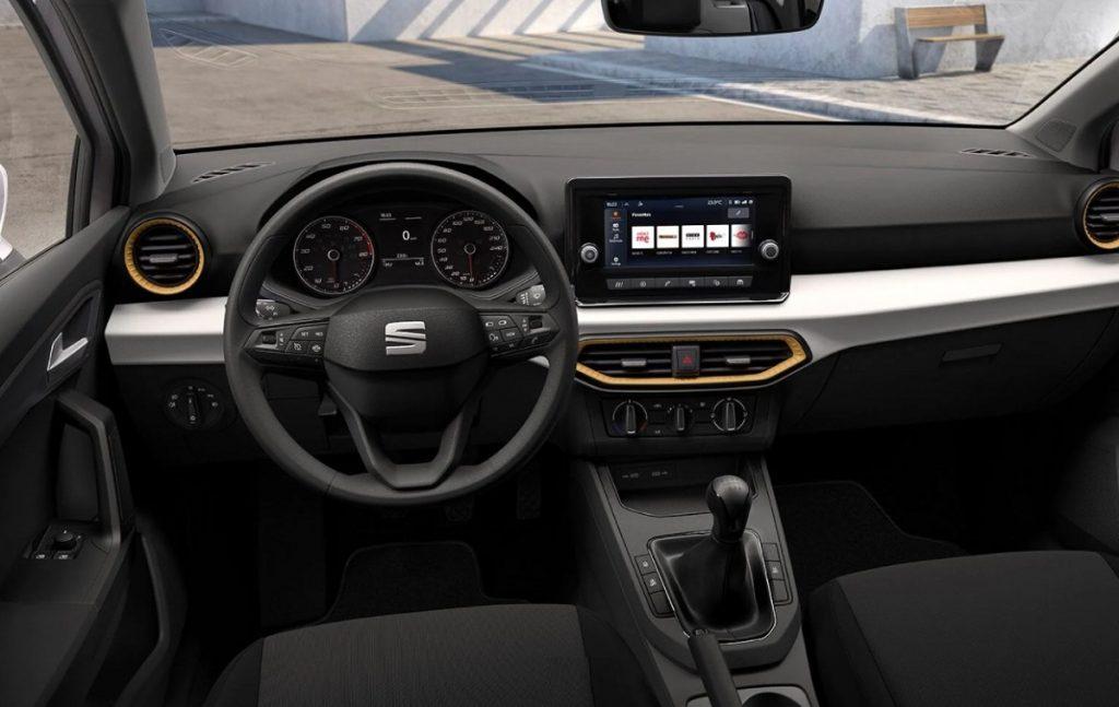 Imagen interior Seat Ibiza en oferta