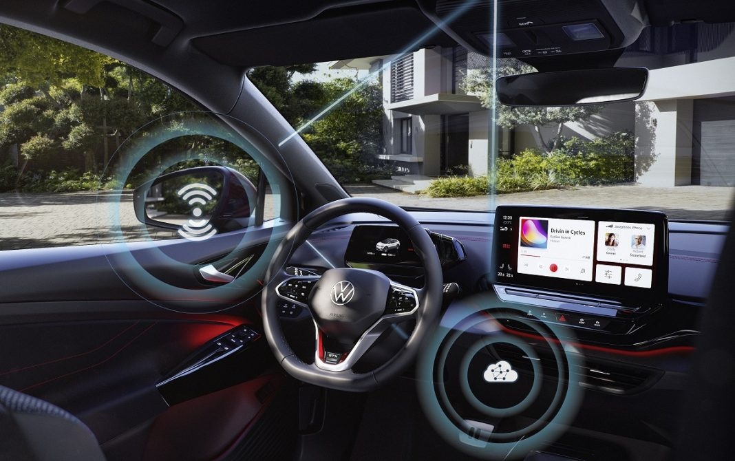 Imagen interior VW eléctrico