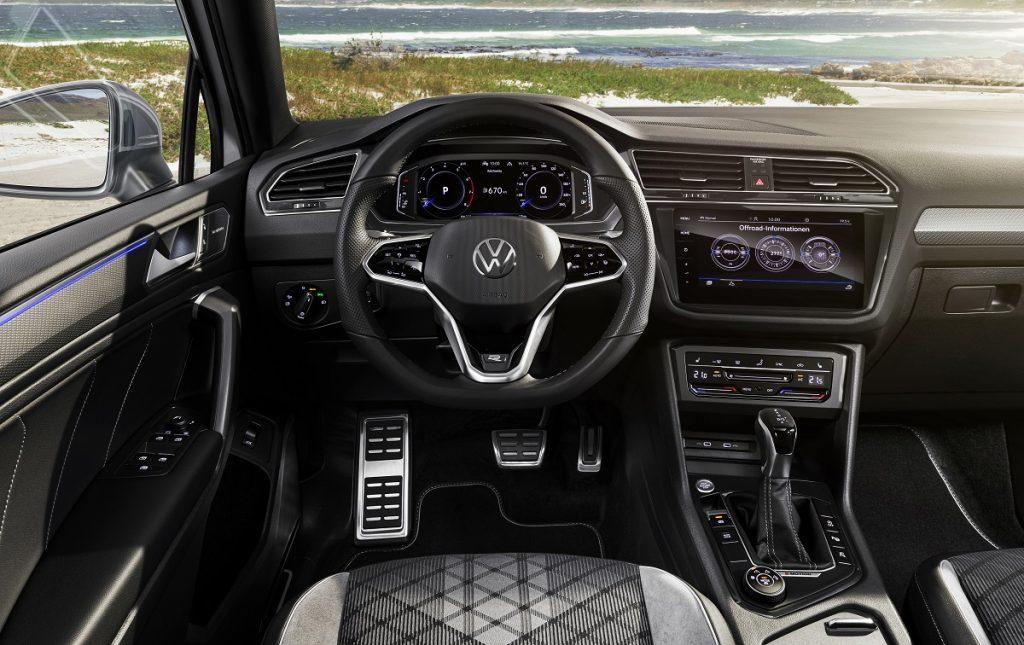 Imagen interior VW Tiguan Allspace 2021