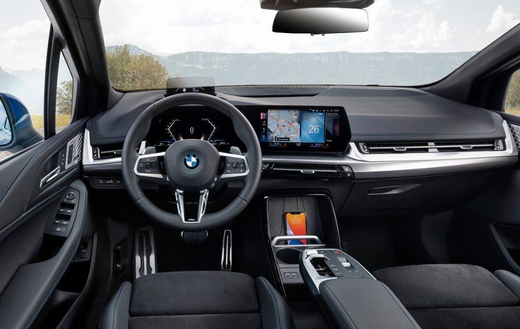 Imagen BMW Serie 2 Active Tourer 2022 por dentro