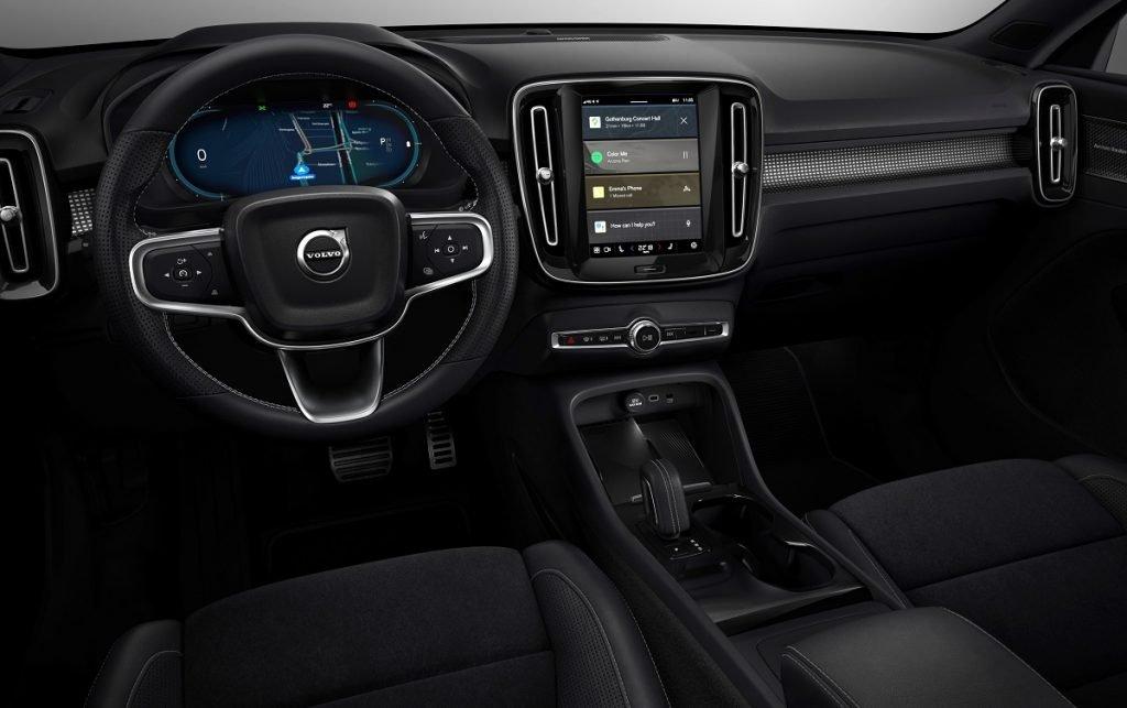 Imagen Volvo XC40 interior